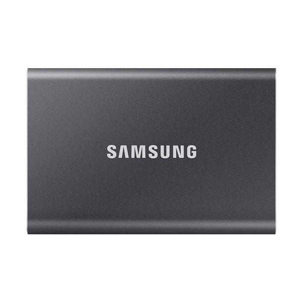 삼성전자 외장SSD T7, 타이탄 그레이, 500GB