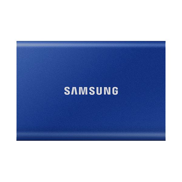 삼성전자 외장SSD T7, 인디고 블루, 500GB