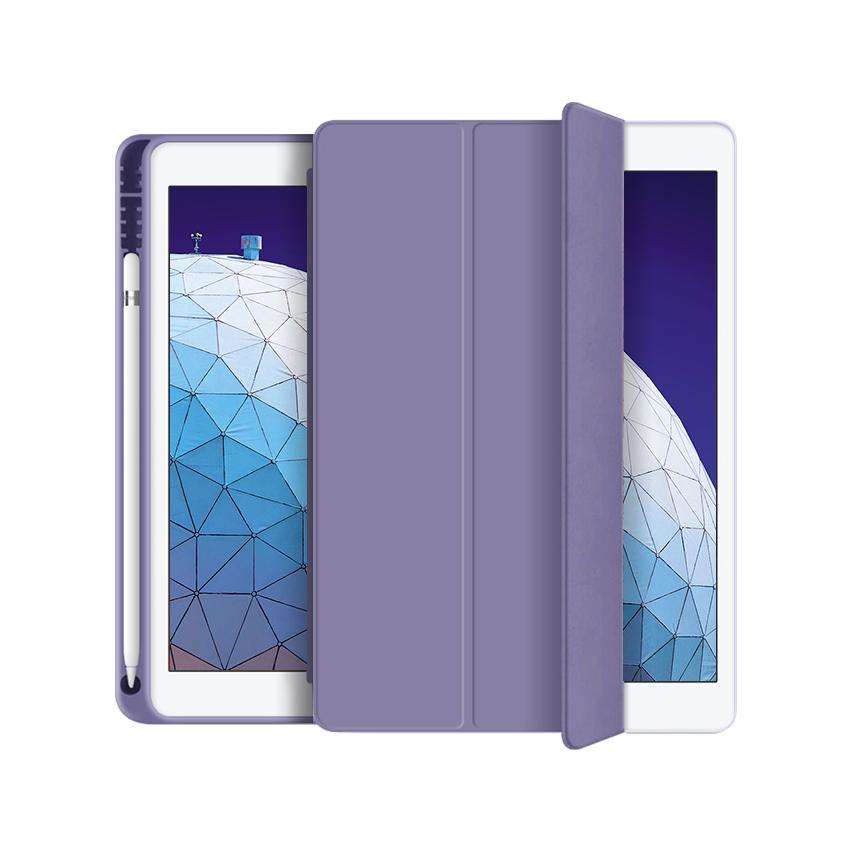 애드온 TPU 펜슬 홀더 태블릿 케이스, 라벤더그레이(AA140)