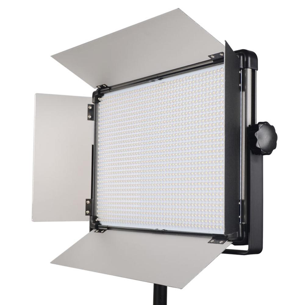 방송용 지속광 LED 조명 120W, D2500-II