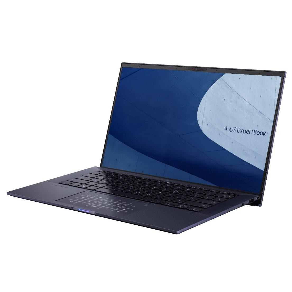 에이수스 ExpertBook 노트북 그레이 B9450FA-BM0426T (i5-10210U 35.56cm WIN10 Home RAM 8GB NVMe 512GB), 포함, NVMe 512GB