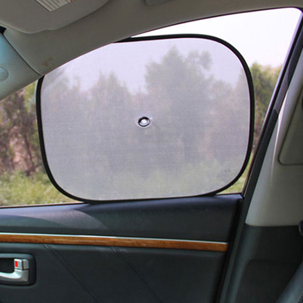 카이프 차량용 햇빛가리개 일반형, 혼합색상, 4개