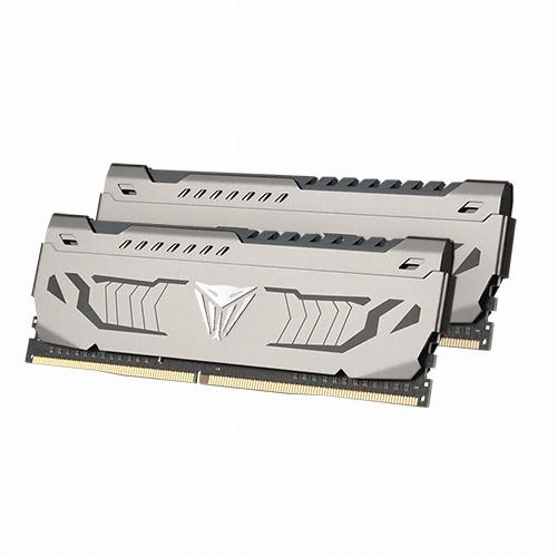 PATRIOT DDR4 PC4-30900 CL18 VIPER STEEL 8GB 램 데스크탑용 2p, 단일상품