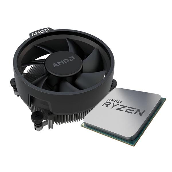 라이젠 AMD 5 3500X 마티스 CPU + 쿨러, 단일상품