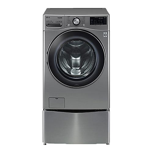 LG전자 트롬 트윈워시 드럼 세탁기 F24VDDM 24kg 방문설치