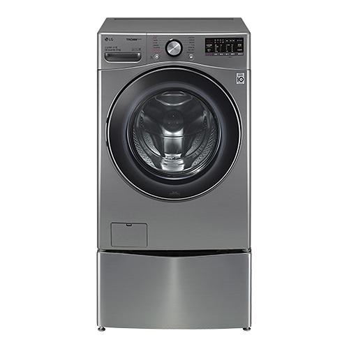 LG전자 트롬 트윈워시 드럼 세탁기 F21VDDM 21kg 방문설치