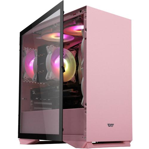 다크프레쉬 AZ PC케이스 DLM 22 RGB, DLM 22 RGB(핑크)