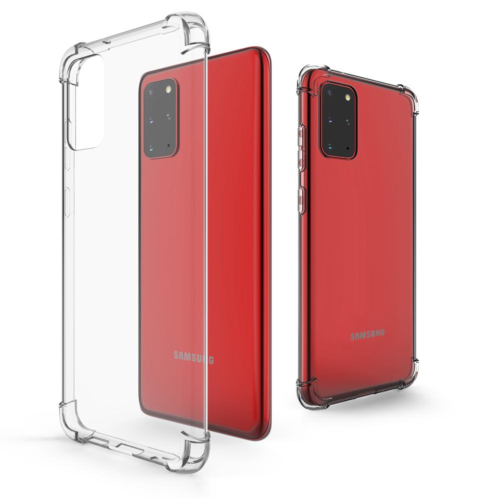 더블유케이스 나노 크리스탈 에어범퍼 휴대폰 케이스 2p
