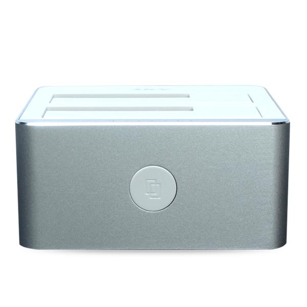 스카이 알로이 듀얼독 USB 3.0 외장 케이스, 단일상품