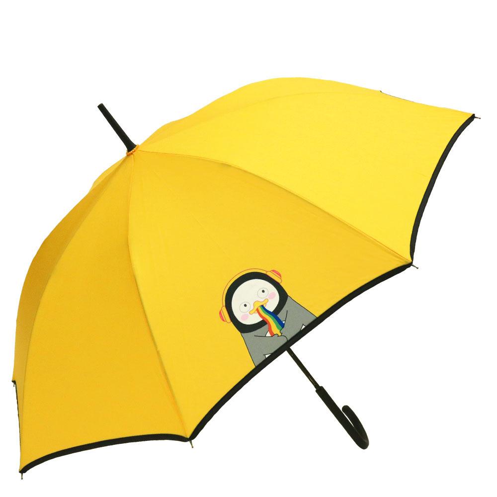 무지개펭수 바이어스 장우산