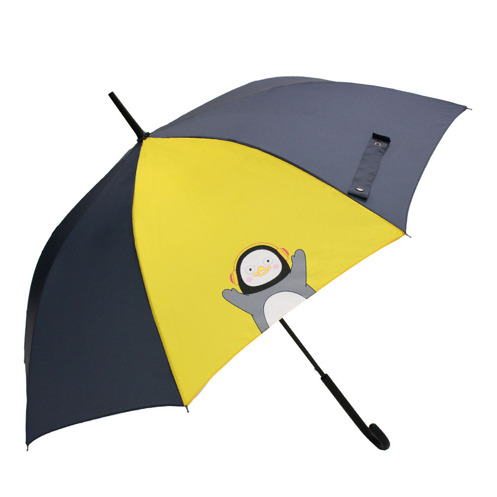 펭수 캐릭터 2색 장우산