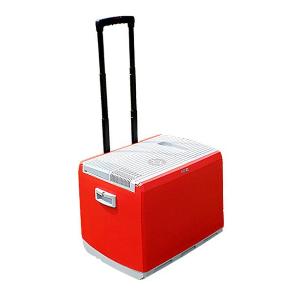 파세코 차량용 냉온장고 캠핑쿨러 44L 레드, PCC-H044ADR