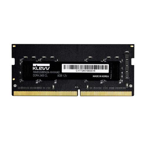 클레브 STANDARD MEMORY SO DIMM SSR4 4GB 램 노트북용 PC4-21300 CL19