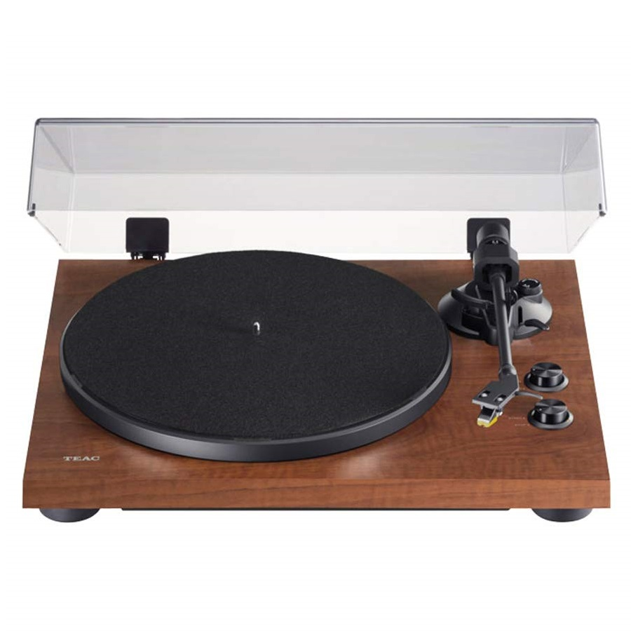 티악 블루투스 LP 턴테이블, TN-280BT(매트월넛)