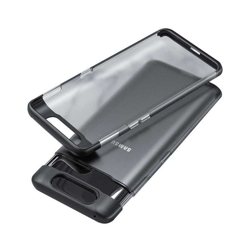 투톤 슬림 매트 휴대폰 케이스