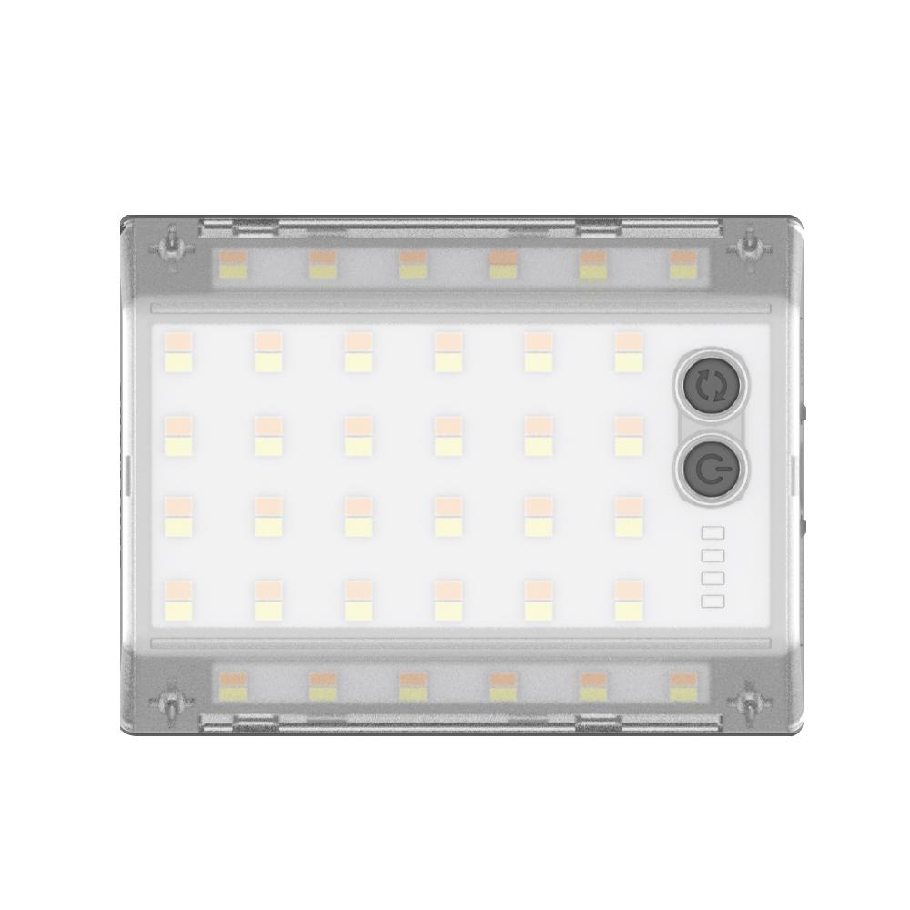 크레모아 3페이스미니 LED캠핑랜턴, 다크그레이, 1개