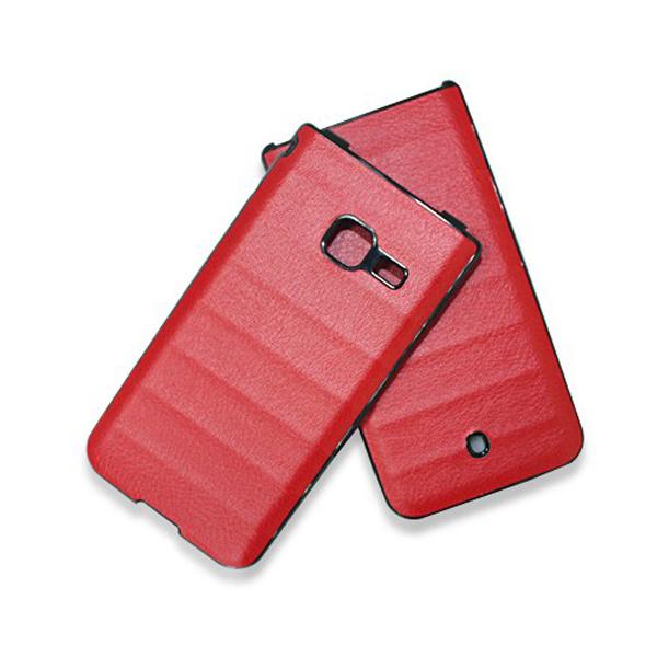 포유 램스킨 카본 하드 휴대폰 케이스