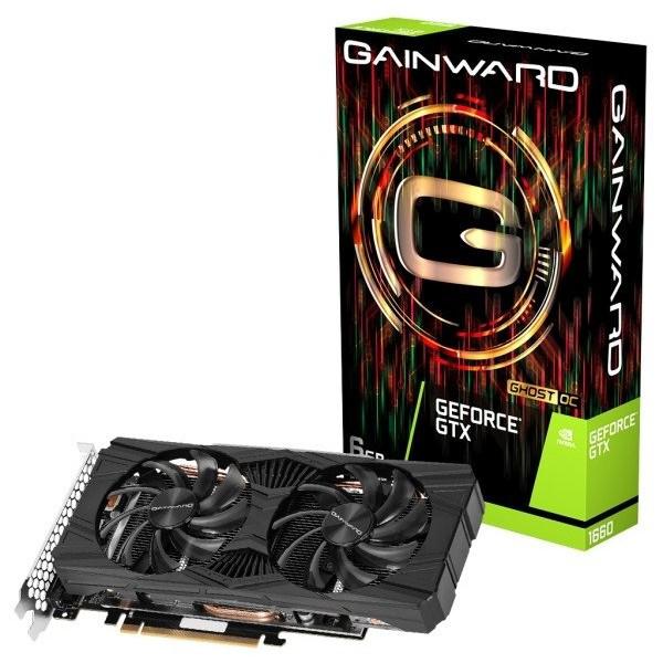 게인워드 지포스 GTX 1660 고스트 OC D5 6GB 그래픽카드, 단일상품