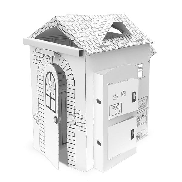 에이앤박스 마이하우스2 ANP_K02, 흰색