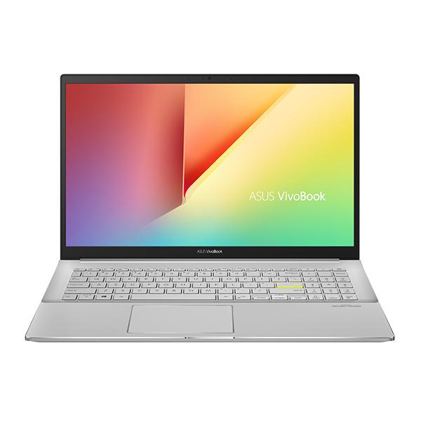 에이수스 노트북 화이트 S533FL-BQ504 (i5-10210U 39.62cm MX250), 미포함, 512GB SSD, 8GB