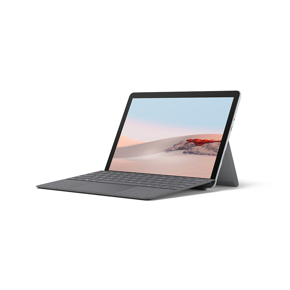 마이크로스프트 서피스고2 노트북 라이트차콜 (Intel Core m3 26.6cm WIN10 Home S HD Graphics615 LTE), 포함, SSD 128GB, 8GB