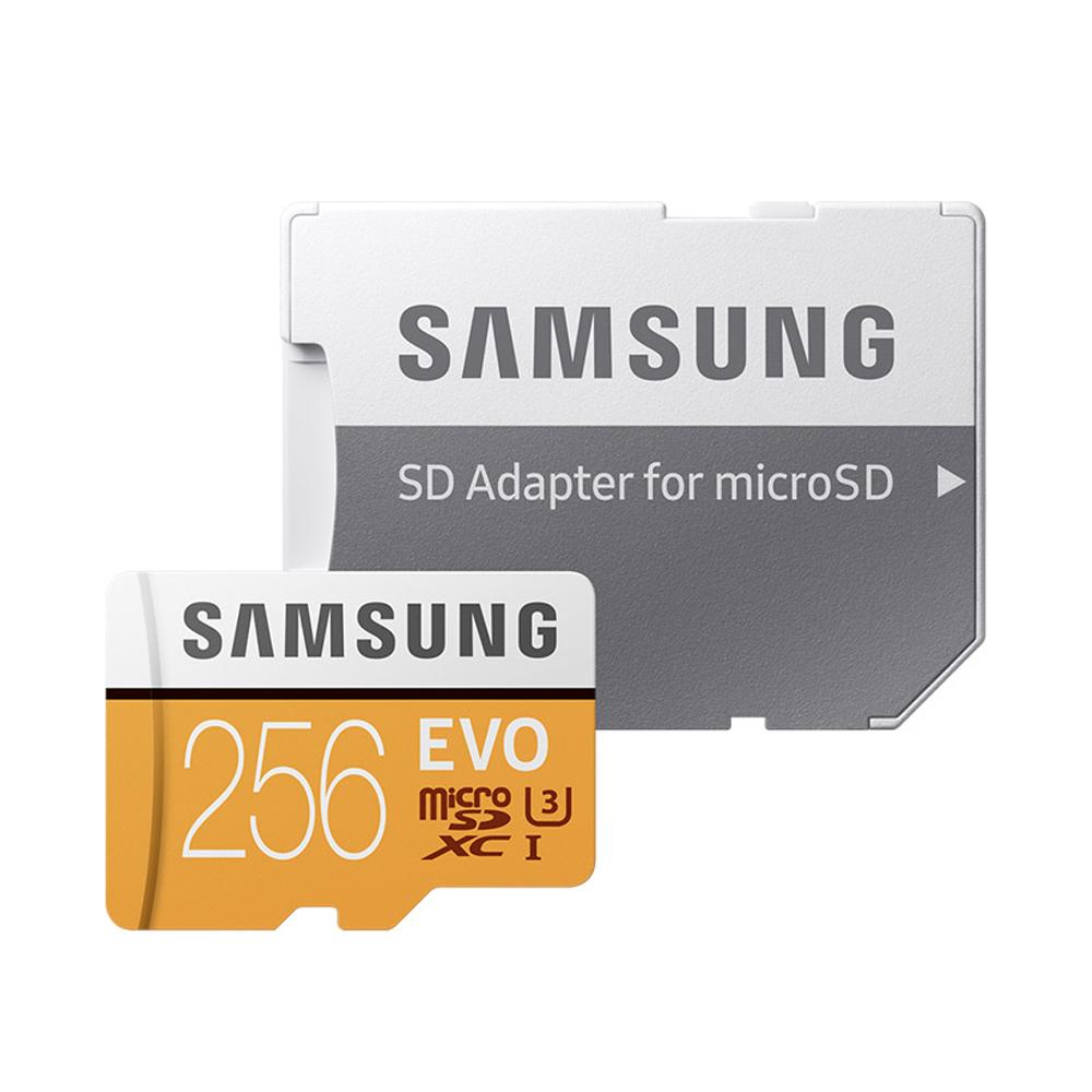 삼성전자 EVO 마이크로SD 메모리카드 MB-MP256HA/KR, 256GB