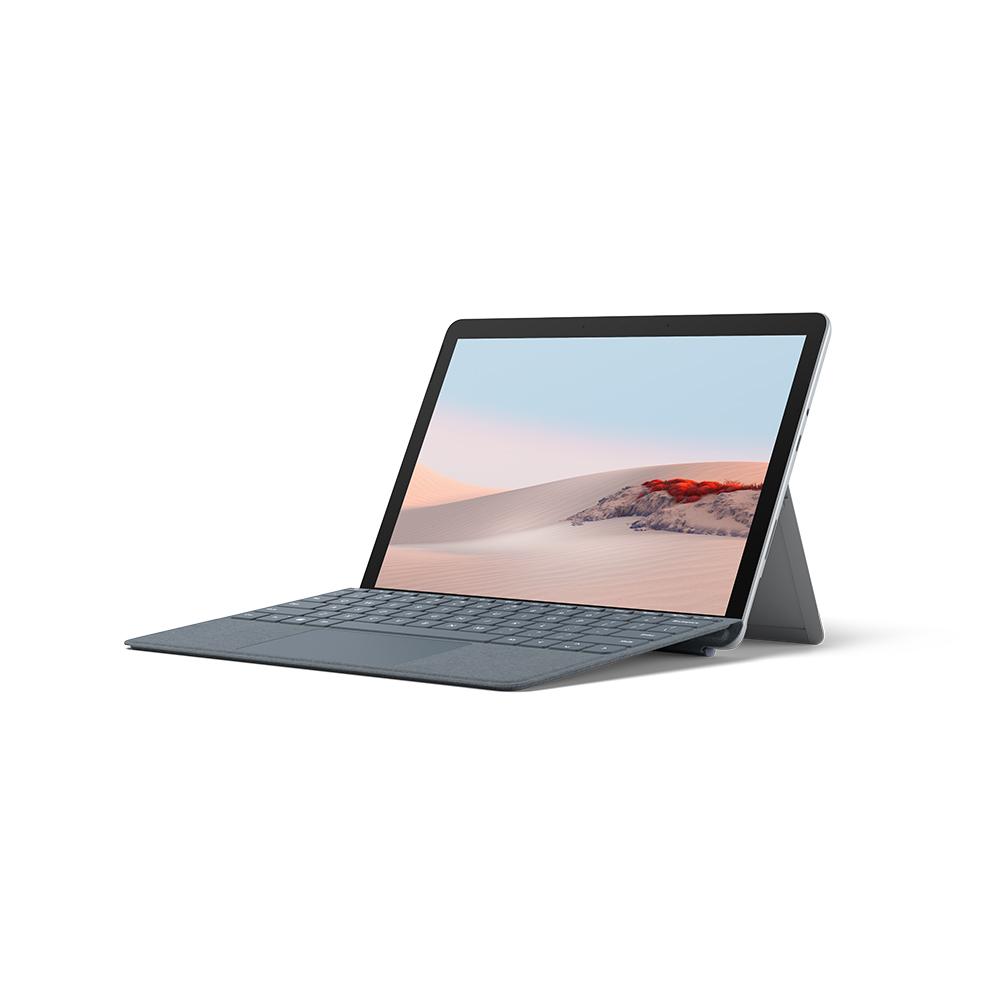 [surface] 마이크로소프트 2020 Surface Go2 10.5 + 아이스블루 타입커버 패키지, 플래티넘, 코어M, 128GB, 8GB, WIN10 Home, TFZ-00009 - 랭킹7위 (1065300원)
