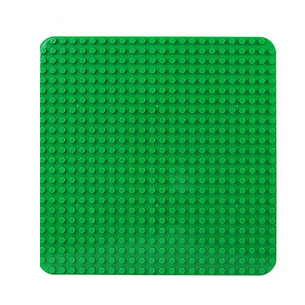 토이다락방 초대형 듀플로판 38 x 38 cm, 초록