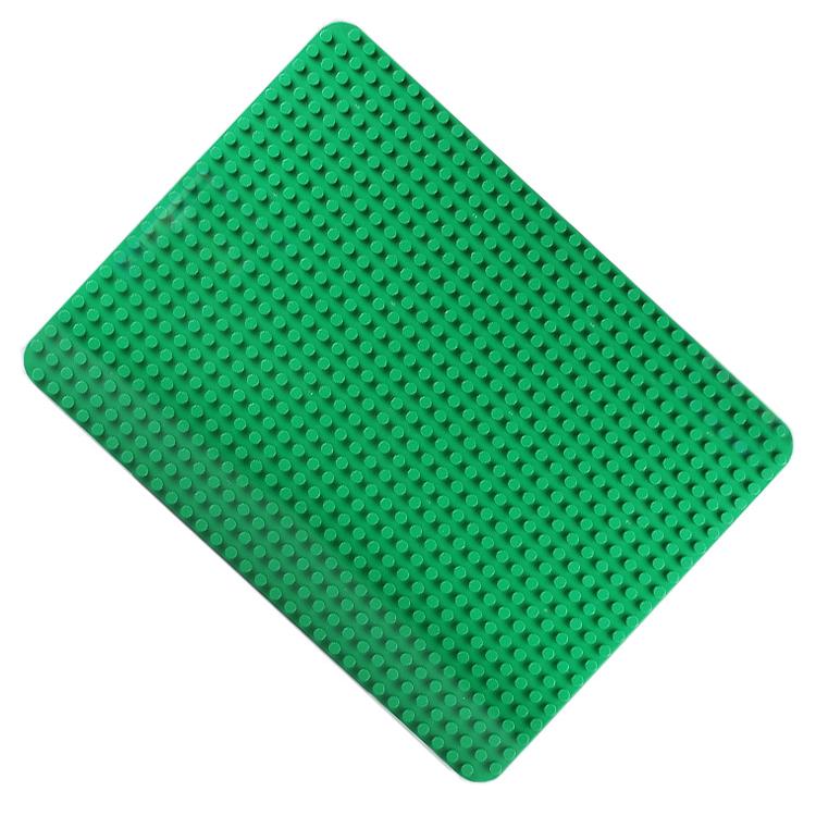 토이다락방 놀이판 38 x 51 cm, 초록