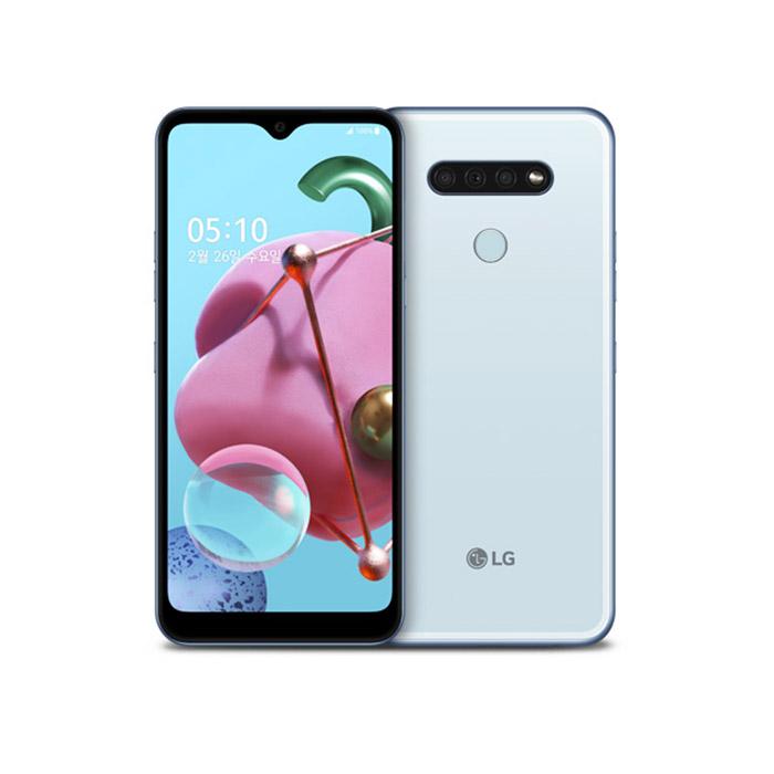 LG전자 Q51 휴대폰 LM-Q510N, LG U+, 화이트, 32GB
