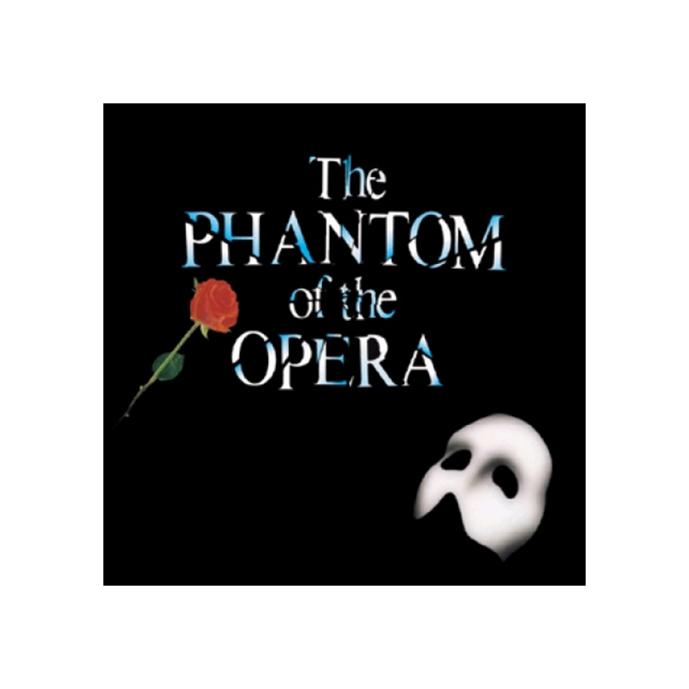 Phantom Of The Opera - Original Cast Recording 수입반, 2CD