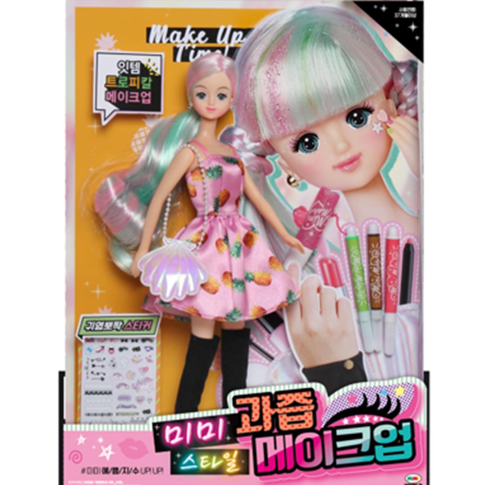 미미월드 미미 스타일 과즙 메이크업 장난감, 혼합색상