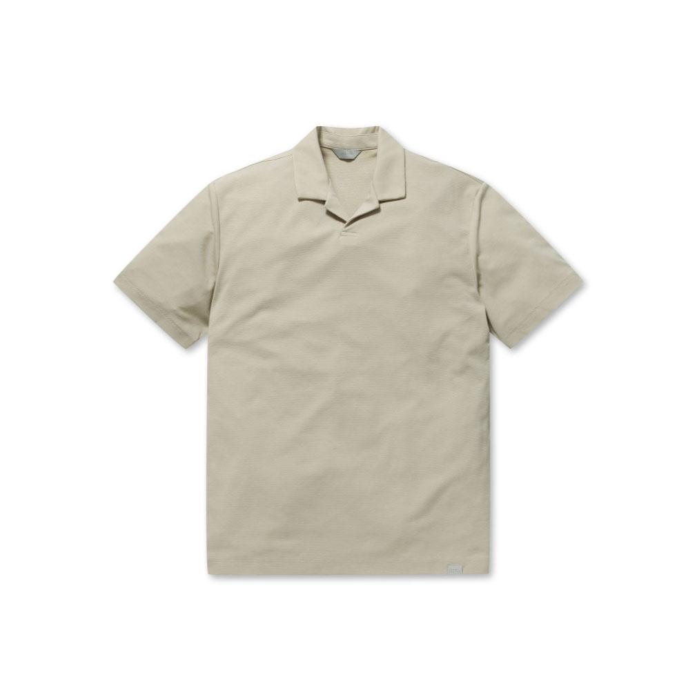 프로젝트엠 남성용 쿨텐션 오픈 카라 티셔츠 EPA2TT1