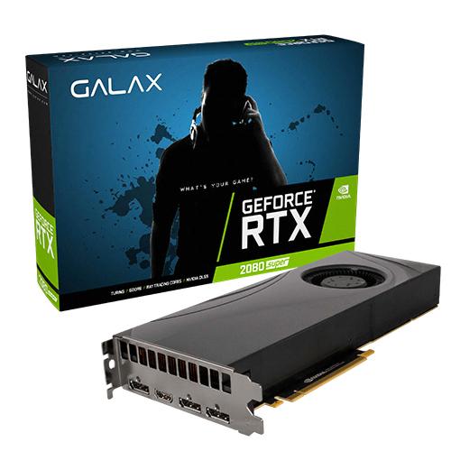 갤럭시 GALAX 지포스 RTX 2080 SUPER D6 8GB 그래픽카드 BLOWER, 단일상품