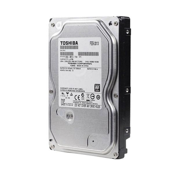 도시바 DT01ABA200V SATA3 5700rpm 32M 영상용 HDD, 단일상품, 2TB