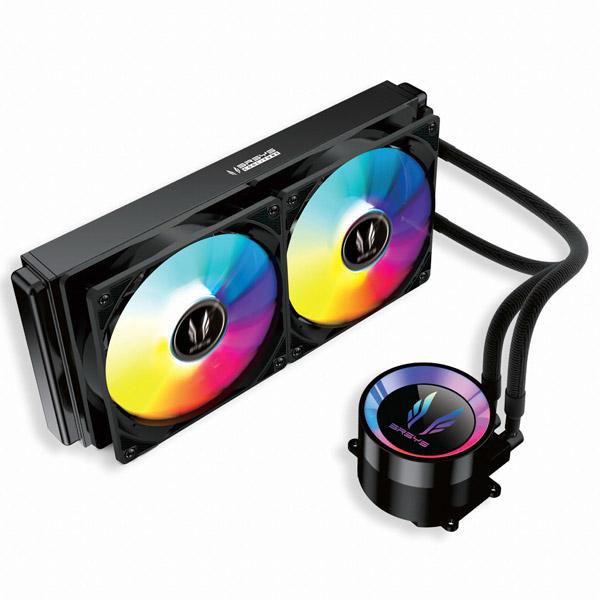 쓰리알시스템 PC 케이스 쿨러 CT 240 RGB