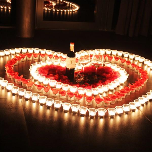 e베이비랜드 촛불이벤트패키지, 1세트, 초 x 100개 + 컵 x 150개 + 장미조화 x 50개 + 점화기