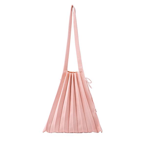 조셉앤스테이시 Lucky Pleats Knit bag