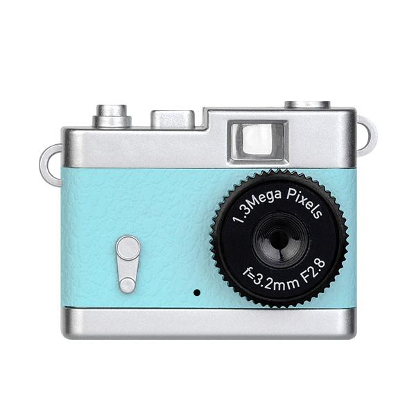겐코 레코딩 토이카메라 DSC-Pieni, DSC-Pieni(스카이 블루), 1개