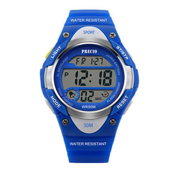 프레시오 아동용 전자 손목시계 MD1609