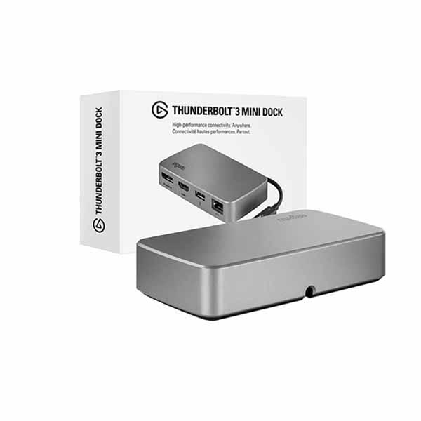 엘가토 썬더볼트 3 미니 독 USB 허브, 혼합색상