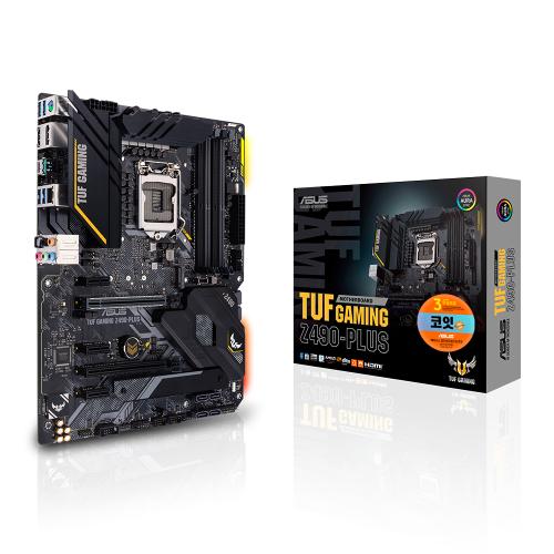ASUS TUF Gaming Z490-PLUS (코잇)