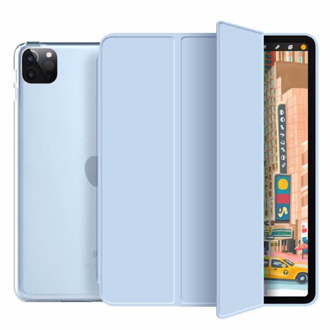 뷰씨 퓨전 스마트 커버 태블릿PC 케이스, 소다