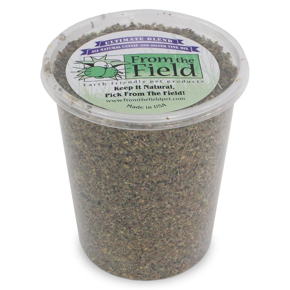 프롬더필드 고양이캣닢 캣닢 99.22g FFC331, 캣닢 + 개다래나무 혼합맛, 1개