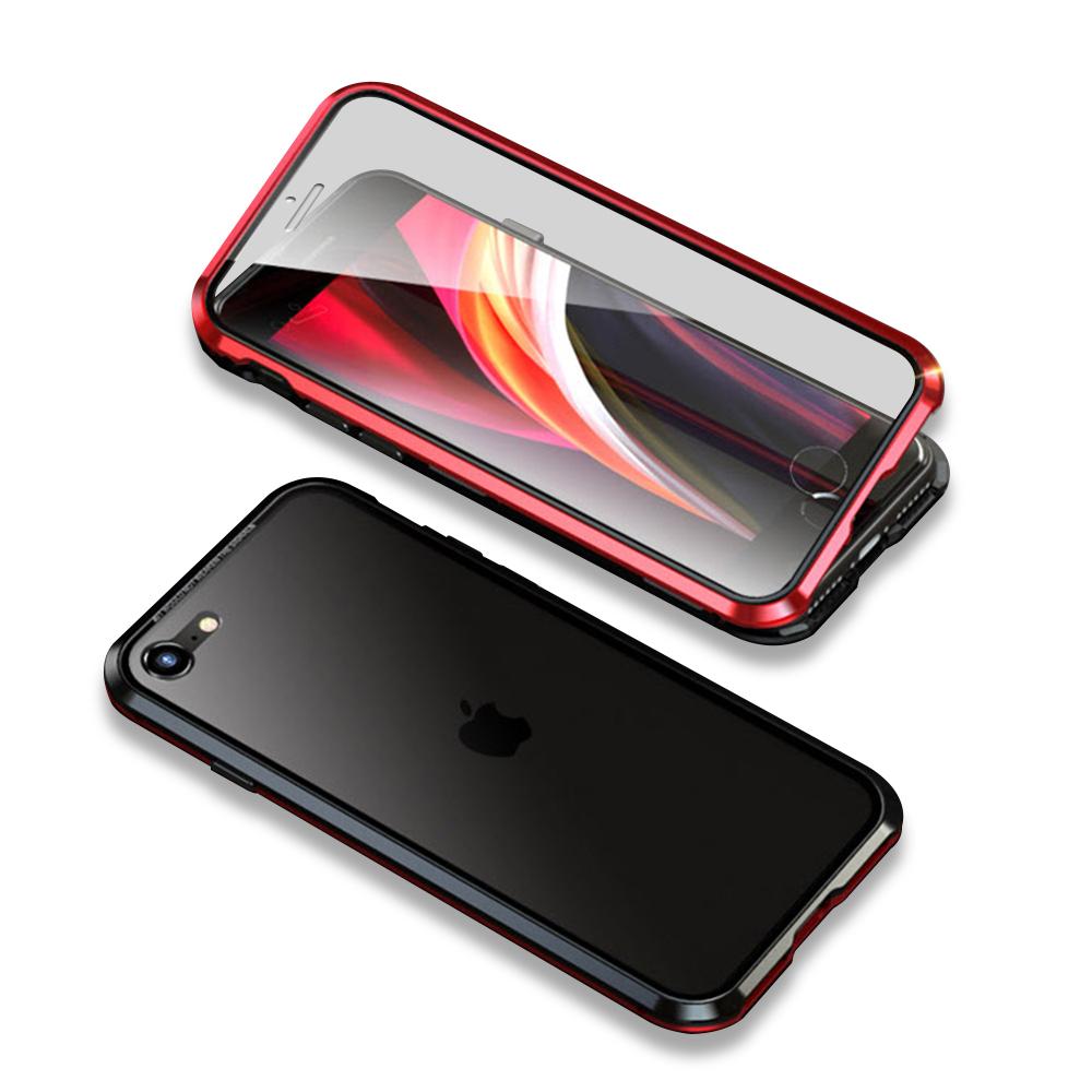 뮤즈캔 360도 전면 마그네틱 풀커버 휴대폰 케이스