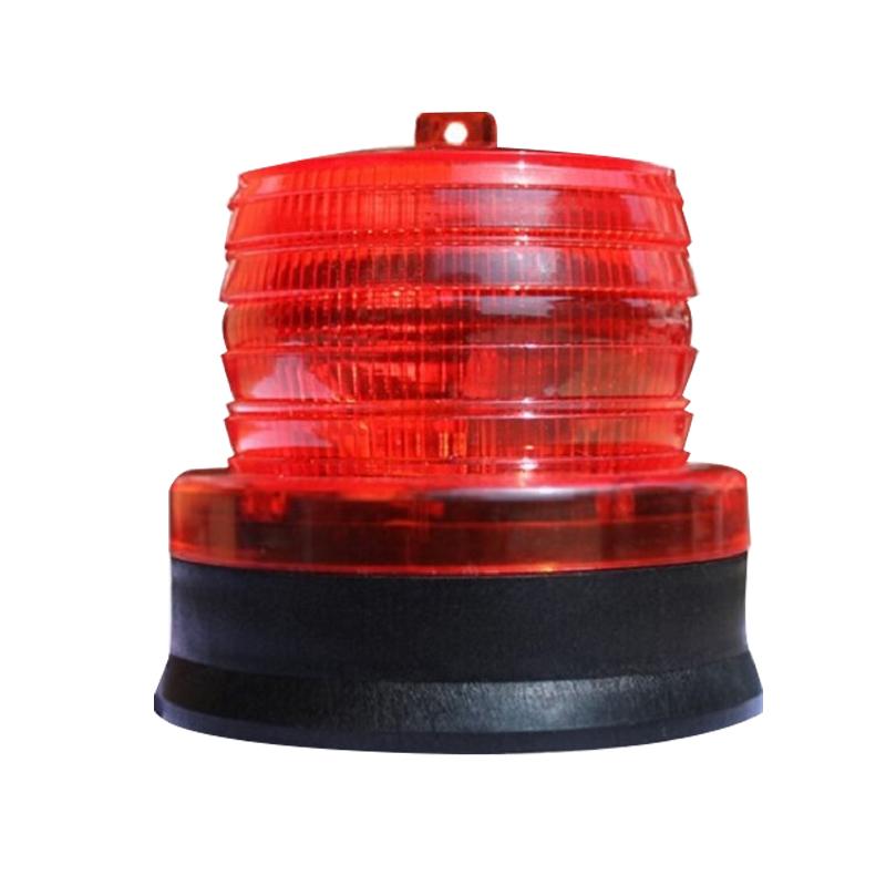Standard K 솔라 2차사고 추돌 방지 자동충전 LED 경광등