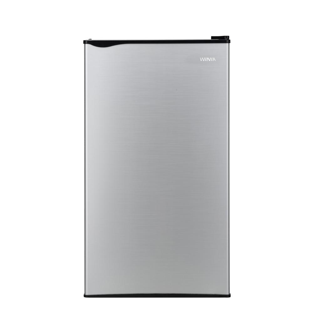 위니아딤채 소형냉장고 93L 방문설치 실버, ERR09DS