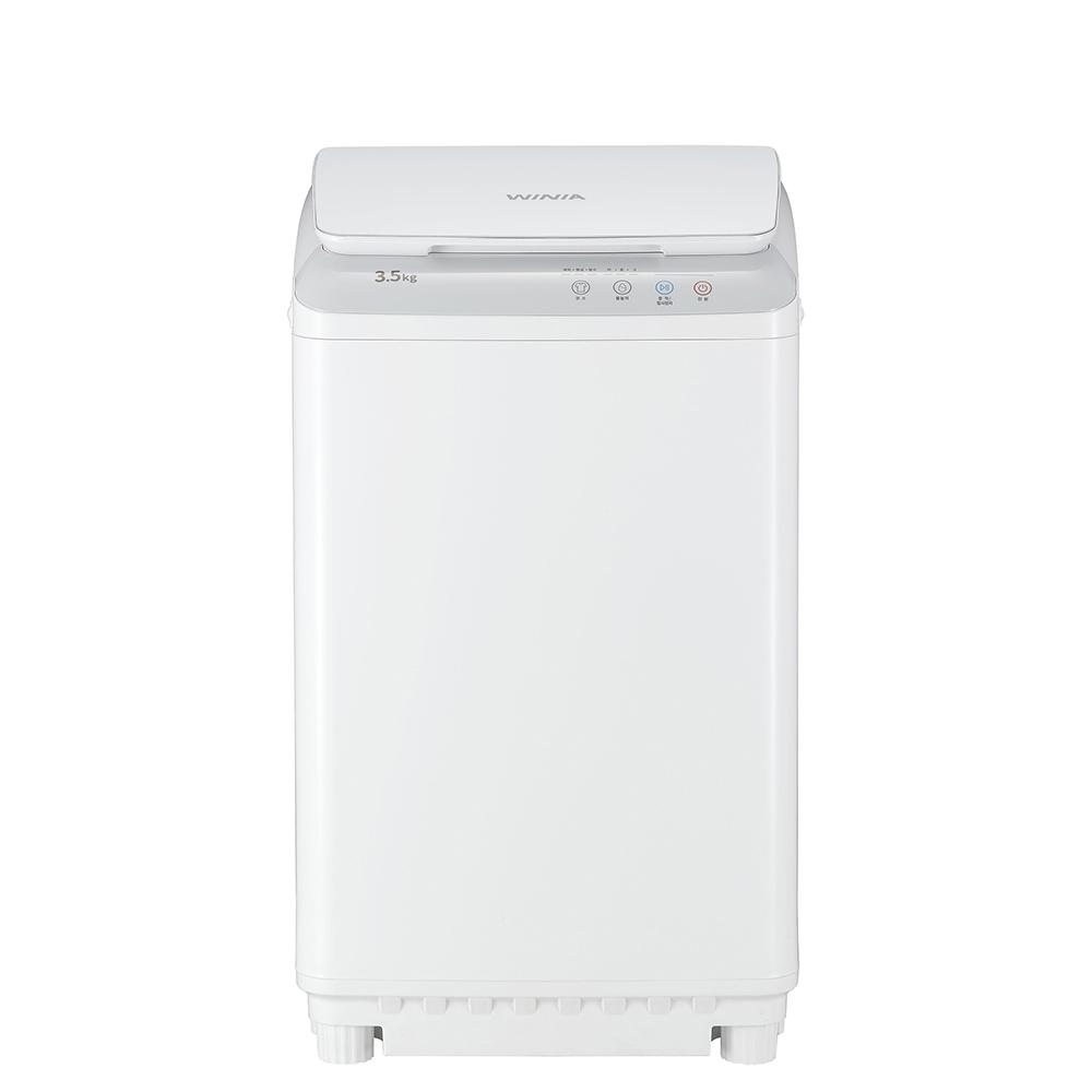 위니아딤채 미니크린 세탁기 WMT03BS5W 3.5kg 방문설치