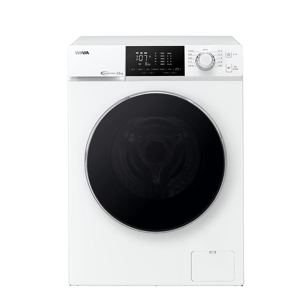 위니아딤채 드럼크린 세탁기 WMF12BS5W 12kg 방문설치