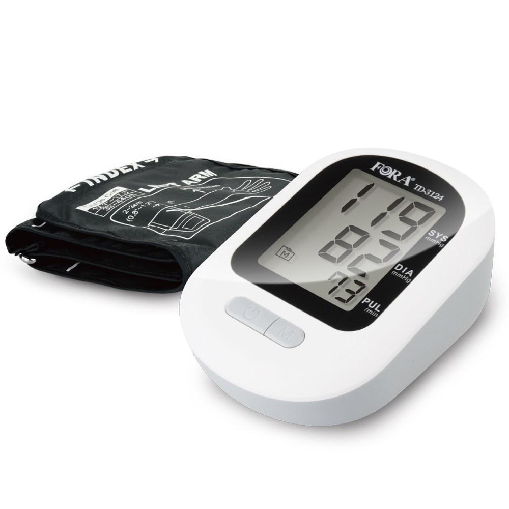 포라 자동 전자 혈압계 TD-3124B, 1개